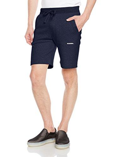 Diesel Men's Pan Shorts, Blue, - Male Designer
