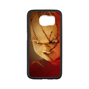 S6 Case Charles Lee Ray Chucky Doll Image SamSung Galaxy S6(Laser Technology)