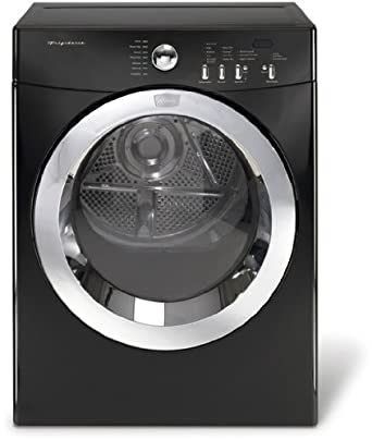 frigidaire affinity front load electric dryer black diamond
