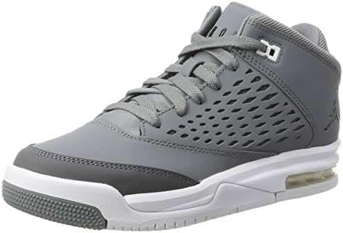 Nike Jordan Flight Origin 4 Bg Zapatos de Baloncesto, Niñas, Gris ...