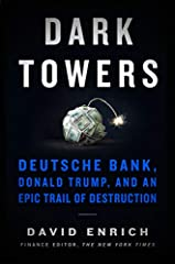 """Enrich tells the story of how one of the world's mightiest banks careened off the rails, threatening everything from our financial system to our democracy. Darkly fascinating. A tale that will keep you up at night."" — John Ca..."