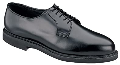 a3104bafc67 Thorogood Men's SR Comfortable Slip-On Classic Leather Oxford Dress Shoes