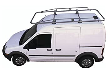 kargo master silver transit connect ladder rack