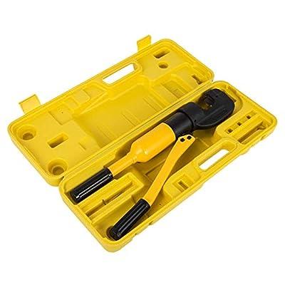 Happybuy Hydraulic Rebar Cutter
