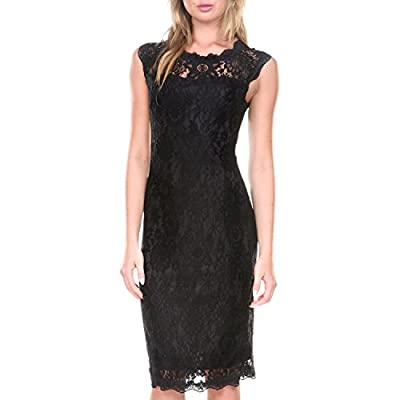 Stanzino Cocktail Dress | Women's Sleeveless Lace Dresses for Special Occasions