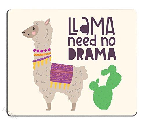 VANMASS Mems No Drama No Llama Underwear Breathable Quick Dry Boxer Briefs