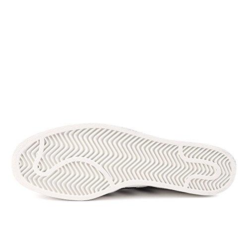 Bianco Superstar adidas 01f7 80s Uomo Ftwr Scarpe Sportive White dXffxqar