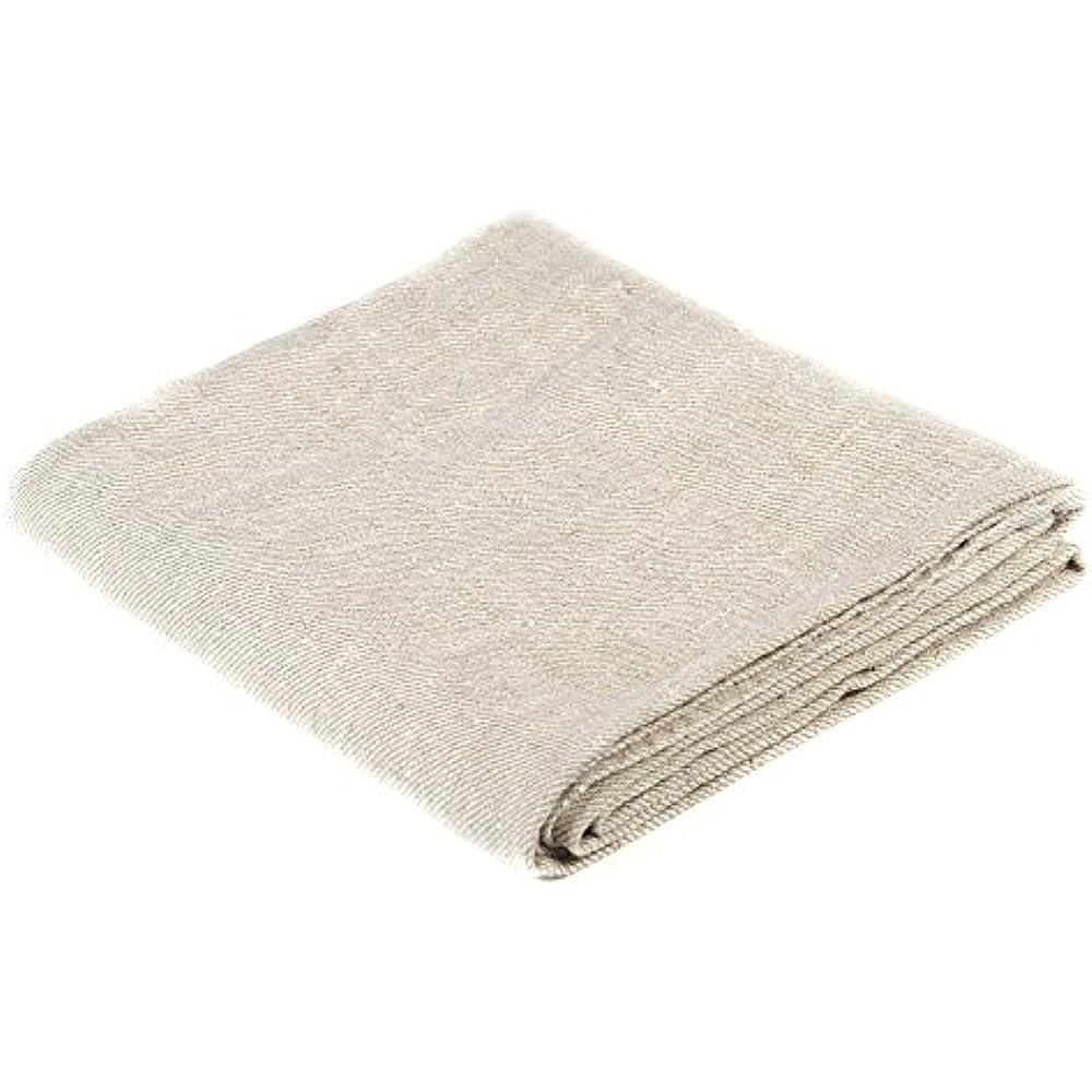 Natural Bath Towels Huckaback Pure Linen Towel Large 30 X 58