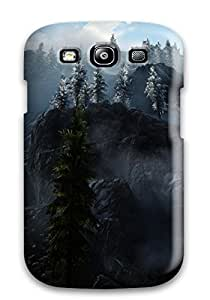Hot Special Design Back K Landscape Phone Case Cover For Galaxy S3