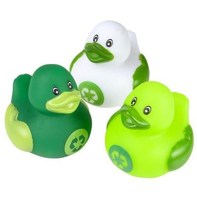 Rhode Island Novelty - Rubber Ducks - RECYCLE DUCKIES (Set of 3 (Recycle Rhode Island)
