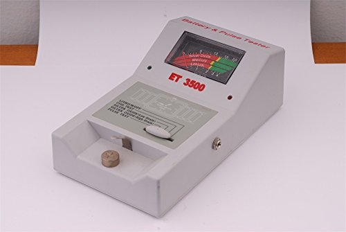 Watch Battery Analyzer and 1.5V 3V Button Cell Battery Tester