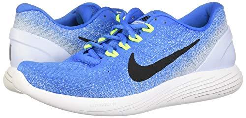 9 Nike Chaussures Lunarglide Italie 401 De Noir Bleu Hommes Course rwTf7qxrE
