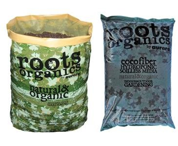 Roots Organic Grow Bags - 4
