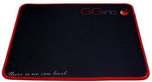 GGing Pro Gaming Mouse Mat with Waterproof Surface ('Control' Edition) - LARGE (Best Diablo 3 Guide)