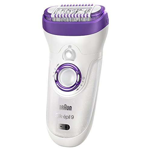 Braun-Silk-pil-9-9-579-Womens-Epilator-Electric-Hair-Removal-Wet-Dry-with-Electric-Razor-Bonus-Ediiton