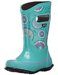 Bogs Outdoor Boots Girls Wildflowers Waterproof Rubber 72190