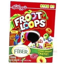 amazon kellogg s froot loops 1 24kg ケロッグ フルーツループ マルチ