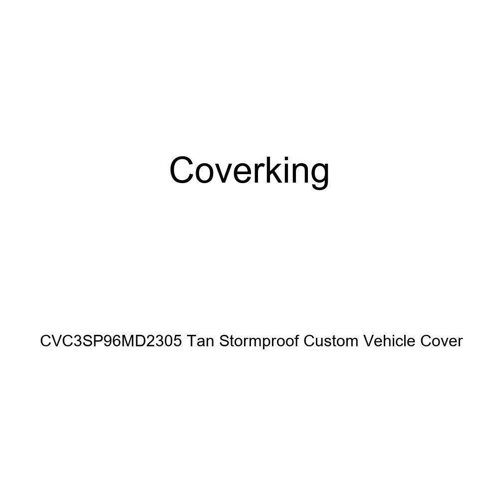 Coverking CVC3SP96MD2305 Tan Stormproof Custom Vehicle Cover