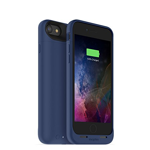 Mophie juice pack air iPhone 7 Battery Case Midnight Blue - 2525 mAh - Certified Refurbished