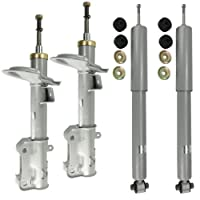 Front and Rear Shocks and Struts for 05-10 Ford Mustang