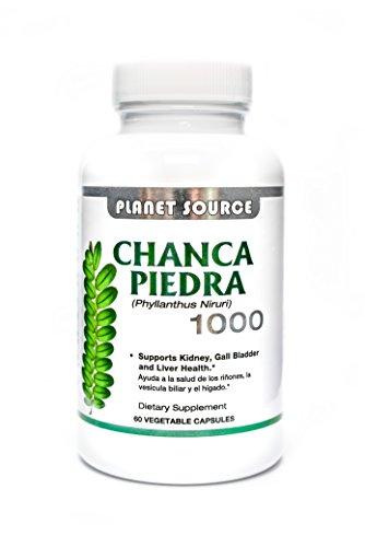 Chanca Piedra (Stone Breaker) 1000, 60 capsules
