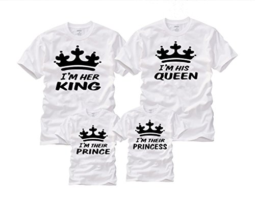 Wonder labs i her familia de rey i su reina estoy su príncipe jpg 500x396  Playeras d9ccbf691fffd