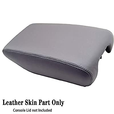 DSparts Fits 1999-2005 Lexus GS300/GS400/GS430 Synthetic Leather Center Console Armrest Cover Gray Skin Only: Automotive
