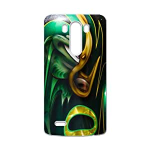 Distinctive green Christmas sweater Cell Phone Case LG G3
