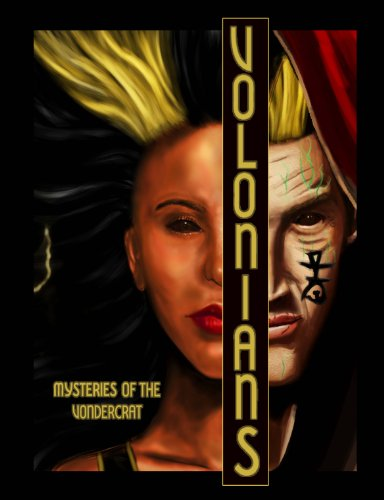 Volonians: Mysteries of the Vondercrat (Book #1)