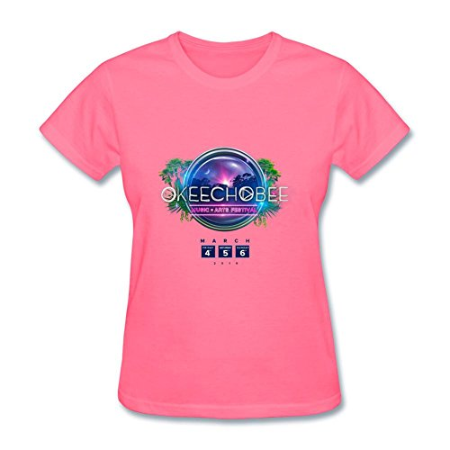 - GNZGUYJR OKEECHOBEE MUSIC FESTIVAL 2016 Women's T-Shirts