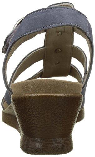 Donna Blu Jeans Romika Nevis 540 Zoccoli 12 w1qqpFO