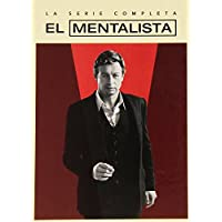 El Mentalista Pack 1-7 - Serie Completa [DVD]