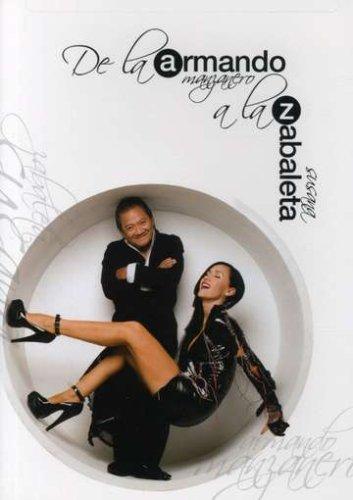 Armando Manzanero and Susana Zabaleta: De La A A La Z by EMD
