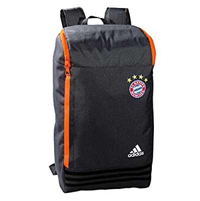 2016-2017 Bayern Munich Adidas Backpack (Solid Grey)