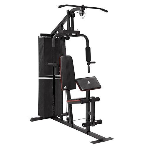 Adidas Essential Home Gym Kraftstation, ADBE-10252, kompakte Kraftstation, Alternative zur Kettler Axos Fitmaster