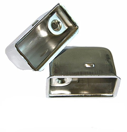 (J-6-8) Compatible With 68 69 70 71 72 GM A-Body Chevelle GTO 442 Chrome Rear Ash Tray Insert 2 Hardtop