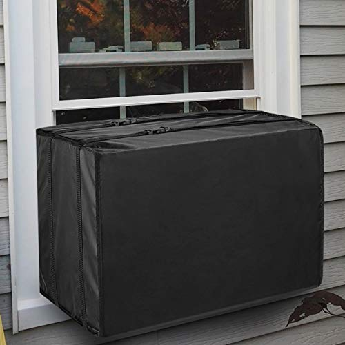KylinLucky Window Air Conditioner Cover - AC Covers (21.5' W x 15' H x 16' D)