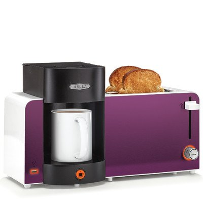 BELLA 14082 Toast and Brew Breakfast Station