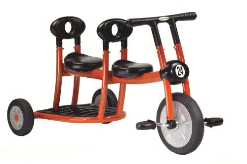 Italtrike Pilot 200 Series Double Seat - Bike Italtrike