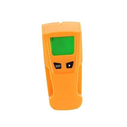 Buscador de espárragos para paredes Escáner de madera con detector de pernos de alambre eléctrico de