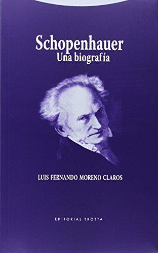 Descargar Libro Schopenhauer Luis Fernando Moreno Claros