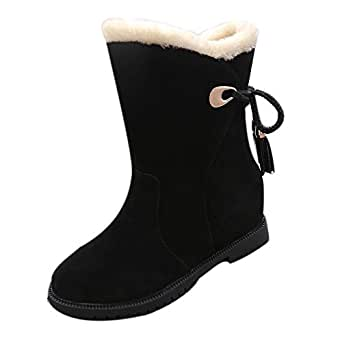 Amazon.com: Clearance!Women's Winter Snow Boots Keep Warm
