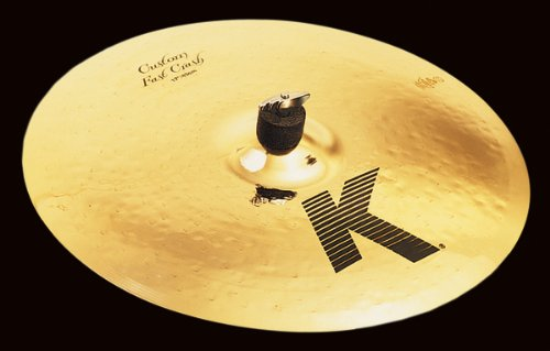 Custom Fast Crash Cymbal (Zildjian 17