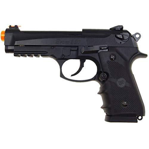 AirSoft 500 FPS WG Metal M9 Beretta BLOWBACK Gas CO2 Hand Gun Pistol w/ 6mm BB ()