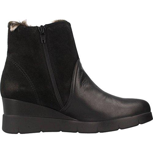 Botas para mujer, color Negro , marca HISPANITAS, modelo Botas Para Mujer HISPANITAS LOIRA Negro Negro