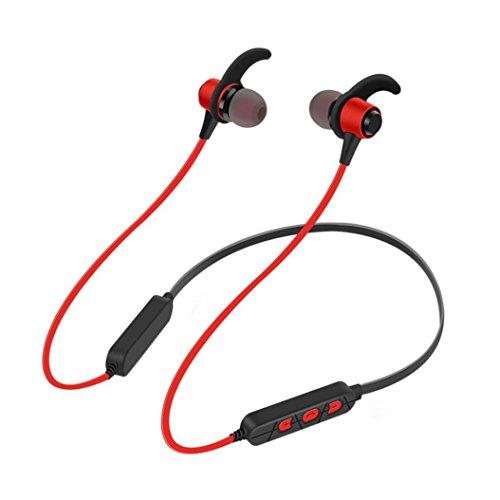 Liu Nian Wireless BT4.1 Earbuds Ear Hooks Neckband Earphone