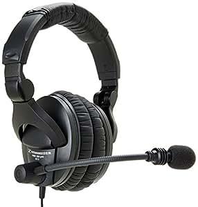 Sennheiser HME 280-DW800i ohrumschlieÿendes Noise-Cancelling Headset fr DW 800i