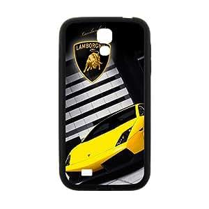 Malcolm Lamborghini sign fashion cell phone case for samsung galaxy s4