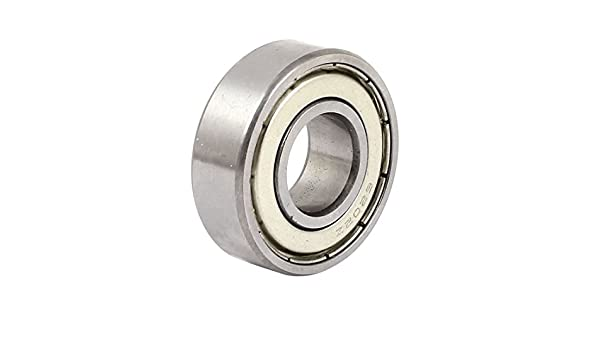 VXB Brand 6202ZZ Bearing 15x35x11 Shielded Ball Bearings Bore//ID//Inner Diameter=15mm OD//Outer=35mm Width=11mm