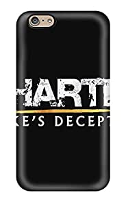 Excellent iphone 4 4s Case Tpu Cover Back Skin Protector Uncharted 3 Logo